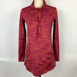 Merrell Cowl Neck Long Sleeve Pullover